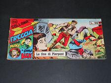 Collana Freccia IL GRANDE BLEK Serie XXVIII nr.44 originale 14/11/1965 OTTIMO