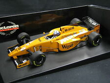 Minichamps West McLaren Mercedes MP4/12 1997 1:18 #10 D. Coulthard Testcar (JS)