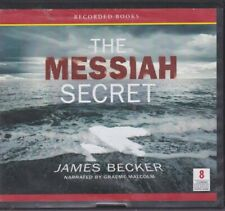 THE MESSIAH SECRET by JAMES BECKER ~UNABRIDGED CD AUDIOBOOK