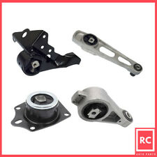 Motor & Trans Mount Set 4PCS for Auto : 2000 - 2001 Dodge / Plymouth Neon 2.0L