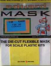 Eduard 1/48 EX426 Canopy Mask for the Hobby Boss F-84F Thunderstreak kit