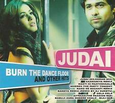 JUDAI BURN THE DANCE FLOOR - BOLLYWOOD COMPILATION CD - FREE UK POST