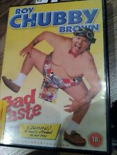 [DISC ONLY] Roy Chubby Brown - Bad Taste DVD Comedy