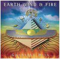 Earth, Wind & Fire - Greatest Hits (CD) • NEW • Maurice White and Best of EWF