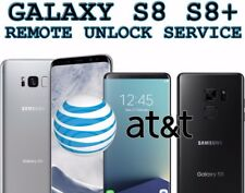 AT&T | CRICKET | XFINITY INSTANT Samsung S8 S8+ Remote Unlock Code Read Service