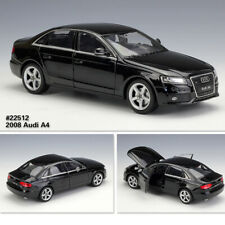 WELLY 1/24 Scale Car Model 2008 Audi A4 Alloy Diecast Toy For Collection Gift