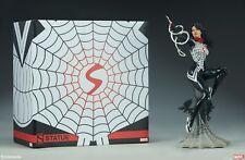 ★ STATUE SILK by MARK BROOKS - MARVEL SPIDER-MAN - SIDESHOW - EN STOCK ★