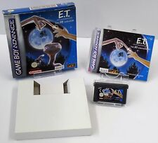 Nintendo Game Boy Advance GBA - E.T. Der Ausserirdische + Anleitung + OVP