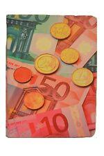 """FUNDA para TABLET TECLAST 9.7"""" AJUSTABLE Diseño Euros"""