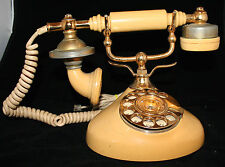 Vintage Retro Rotary Dial Telephone