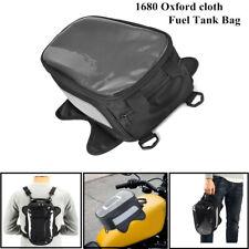 Larage Capacity Motorcycle Fuel Tank Bag Waterproof Shoulder Backpack Luggage