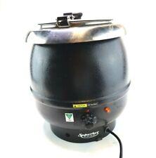 Commercial Pro 105 Qt Electric Soup Kettle Warmer Superior Restaurant Quality
