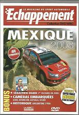 DVD RALLY WRC MEXIQUE 2008 LOEB CITROEN
