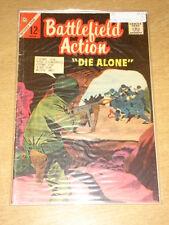 BATTLEFIELD ACTION #52 VG (4.0) CHARLTON COMICS MARCH 1964