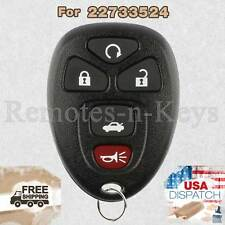 Car Key Fob Transmitter Alarm Remote for 2007 2008 2009 2010 Pontiac G5 524