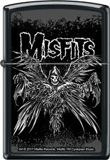 Rare Authentic Misfits Descending Angel Zippo