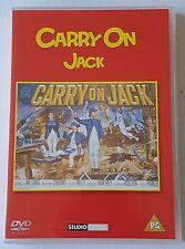 CARRY ON JACK DVD LIKE NEW (#DVD00386)