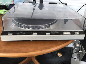 Technics SL-3300 Direct Drive Fully Automatic Turntable