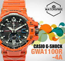 Casio G-Shock Aviation GravityMaster Series Watch GWA1100R-4A