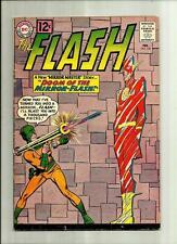 Flash #126 1962 Dc Comics Silver Age Mirror Master Vg/Fn