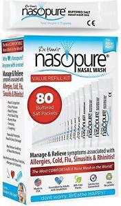 Dr. Hana's Nasopure Nasal Wash - Value Refill Kit