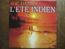 JOE DASSIN 45 TOURS HOLLANDE L'ETE INDIEN PICK A BALE