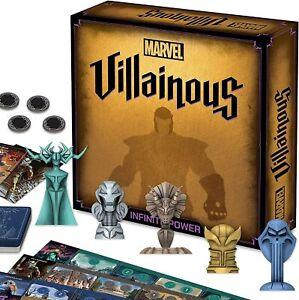 Ravensburger Marvel Villainous Infinite Power Strategy Family Board Game New