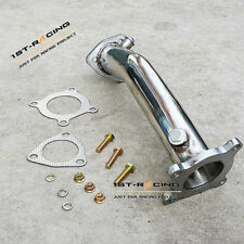 FOR Audi A4 B7 2.0l TFSI 147/162kW A6 4F 125KW Performance SS DownPipe NEW 1ST