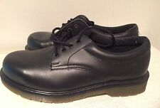 Dr Martens Size 7 UK Black  Men's Vintage Shoes Lace Up Made In England VTG
