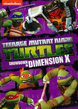 Teenage Mutant Ninja Turtles: Showdown (DVD, 2014, 2-Disc Set)