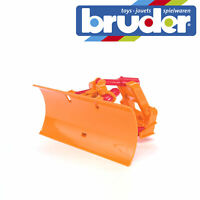 Bruder Snow Plow Blade Accessory Winter Vehicles Kids Toy Model Scale 1:16