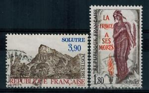 (a18) timbres France n° 2388/2389 oblitérés année 1985
