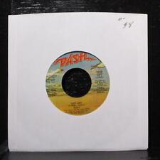 "Foxy - Get Off / You Make Me Hot 7"" Mint- Vinyl 45 Dash 5046 USA 1978"