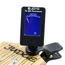 HOT Digital LCD Clip-on Electronic Chromatic Tuner Guitar Bass Violin Ukulele FZ