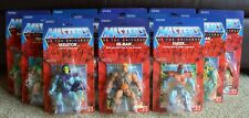 MOTU, Commemorative Figures Lot, Masters of the Universe, MOC, sealed, He-Man