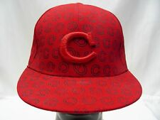 CHICAGO BASEBALL - ON & OFF - 100% WOOL - LARGE SIZE FITTED BALL CAP HAT!