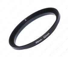 49mm to 52mm STEP UP Filter Ring Adapter STEPPING UP 49mm-52mm for Nikon