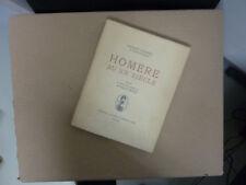 homere au XXème siècle georges duhamel union latine 1947 curieux ex libris