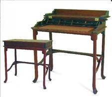Sekretär Mahagonie L.80-H.79x44cm  Stilmöbel Vintage Ästhetik1Möbel für immer