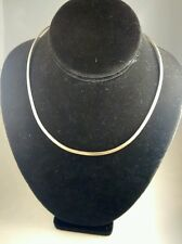 Nice  Mexico sterling 925 collar necklace