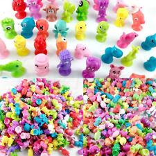 10X Mini Cartoon Animal Action Sucker Small Monster Toys for Kids Children Gift