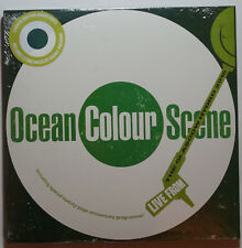 Ocean Colour Scene - Live at the Hydro LP/CD ltd white 180g vinyl w 20 p program