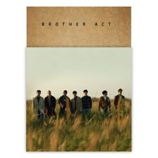 BTOB-[BROTHER ACT.] 2nd Album CD+Booklet+Card+Bookmark+Mini Poster(On) K-POP