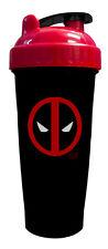 PerfectShaker Hero Series Deadpool Protein Shaker Cup / Bottle (28oz)