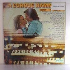 """Pierre Spiers – À L'Orgue Hammond (Vinyl, 12"""", LP, Album)"""