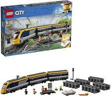 Lego City -60197 le train de passagers Télécommandé