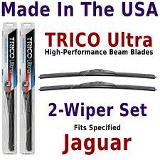 Buy American: TRICO Ultra 2-Wiper Blade Set fits listed Jaguar: 13-15-15