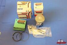 Yamaha DT125 AT2 AT3 YT125 Piston KIT 3rd OS .75mm 1972-75 OEM NOS NEW