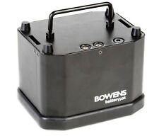 Ersatz Zellen geliefert und montiert auf Bowens Travelpak BW7690, BW7693 BW7631