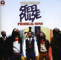 STEEL PULSE The Best Of Prodigal Sons CD BRAND NEW Reggae